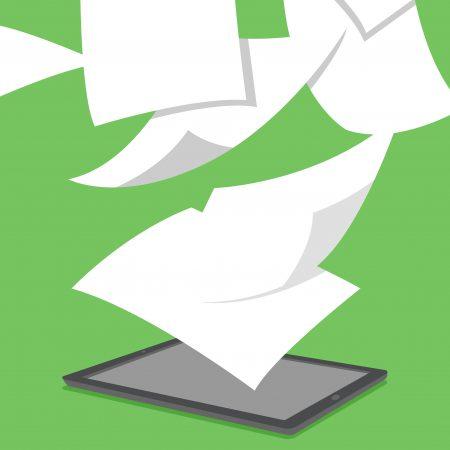 come diventare azienda paperless